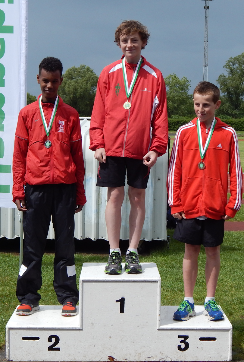Hampshire 3000m Champion 2014