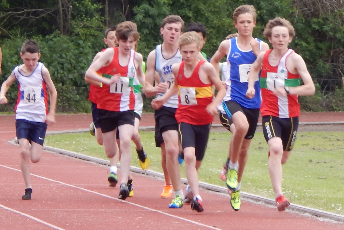1500m at Lewes - YDL Match 2