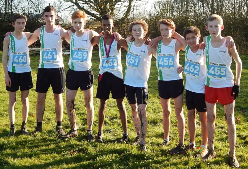 Team Hampshire - SEAA XC
