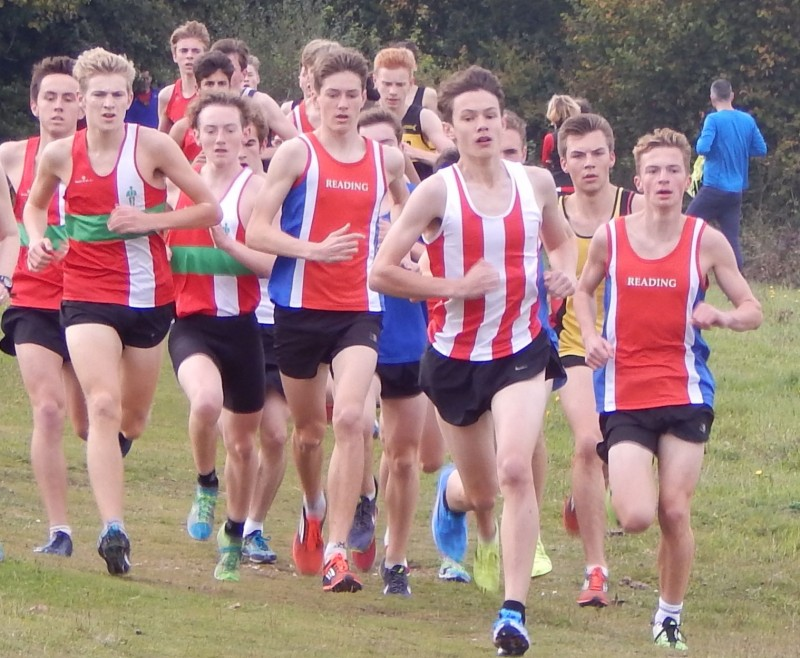U17 Men - Top of the Hill at Farley Mount