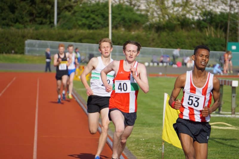 Hampshire Champs 3000m